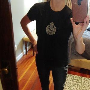 Black Lauren t shirt